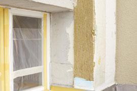 Dämmung Gebäudehülle
